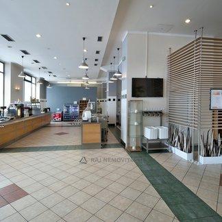 Pronájem kanceláře 725m², Praha 3, Nagano II.