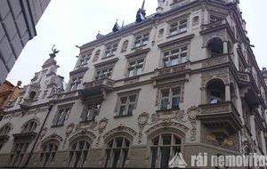 Pronájem, Byty 3+1, 138m² - Praha - Josefov