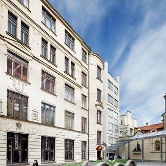 Pronájem kanceláře 500 m², Praha 1, Spálená 14
