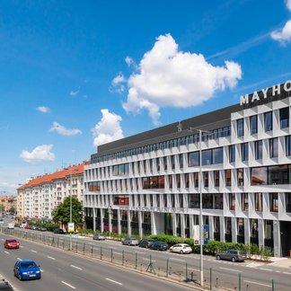 Pronájem kanceláře 900 m² - Praha 4, Mayhouse