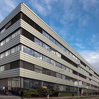 Pronájem, Kanceláře, 1468 m² - Praha - Michle