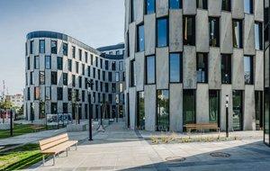 Pronájem kanceláře 1800 m², Praha 6, AFI Vokovice