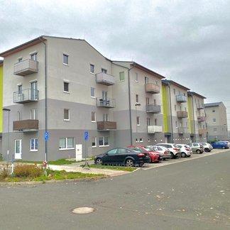Prodej bytu 3+kk, 74m², 2x balkon, parkovací stání, ul. Generála Selnera, Kladno - Kročehlavy