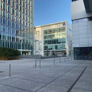 Pronájem kanceláře 490m², Praha 4, City Point