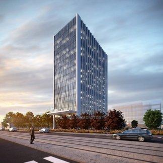 Pronájem prostor pro gastro 623 m²,  Praha 9 - Vysočany, AFI CITY