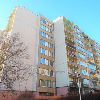 2+kk, 47m2, Praha 5 u metra Stodůlky