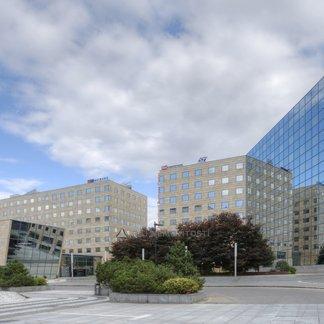 Pronájem kanceláře 661m², Praha 8, IBC
