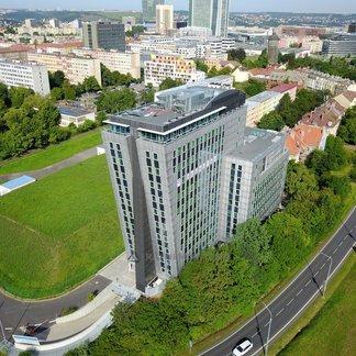 Pronájem kanceláře 1000 m²- Praha 4, South Point