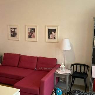 Prodej bytu 1+kk, 33m² - Praha 6 - Břevnov