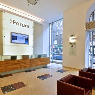 Pronájem kanceláře 20m², Praha 1-  Václavské náměstí . The Forum