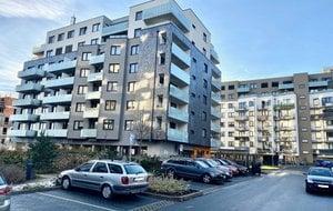 Pronájem bytu 2+kk, 50m², balkon 5m², Klementova ulice, Praha 5 - Stodůlky