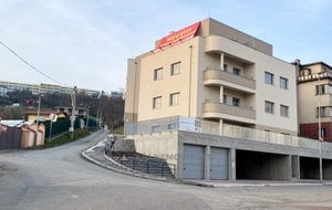 byt č. 1.02 - 2+kk 61,9 m2, lodžie 7,86 m2 Vila Rokoska, Praha 8