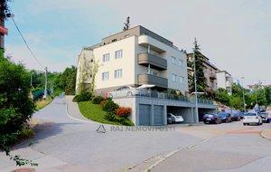 byt č. 1.03 - 2+kk 50,05 m2, Vila Rokoska, Praha 8