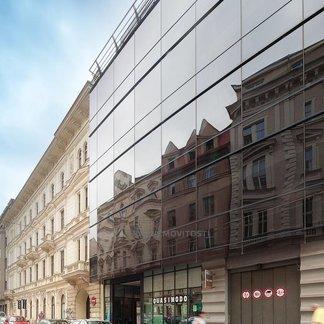 Pronájem kanceláře 482m², Praha 1, Olympic Garden