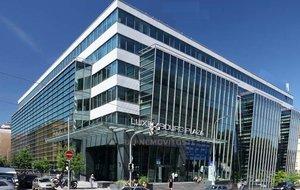 Pronájem kanceláře 420 m², Praha 3 - Luxembourg Plaza