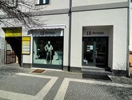 Pronájem obchodní prostory  53m² - Pardubice - Zelené Předměstí