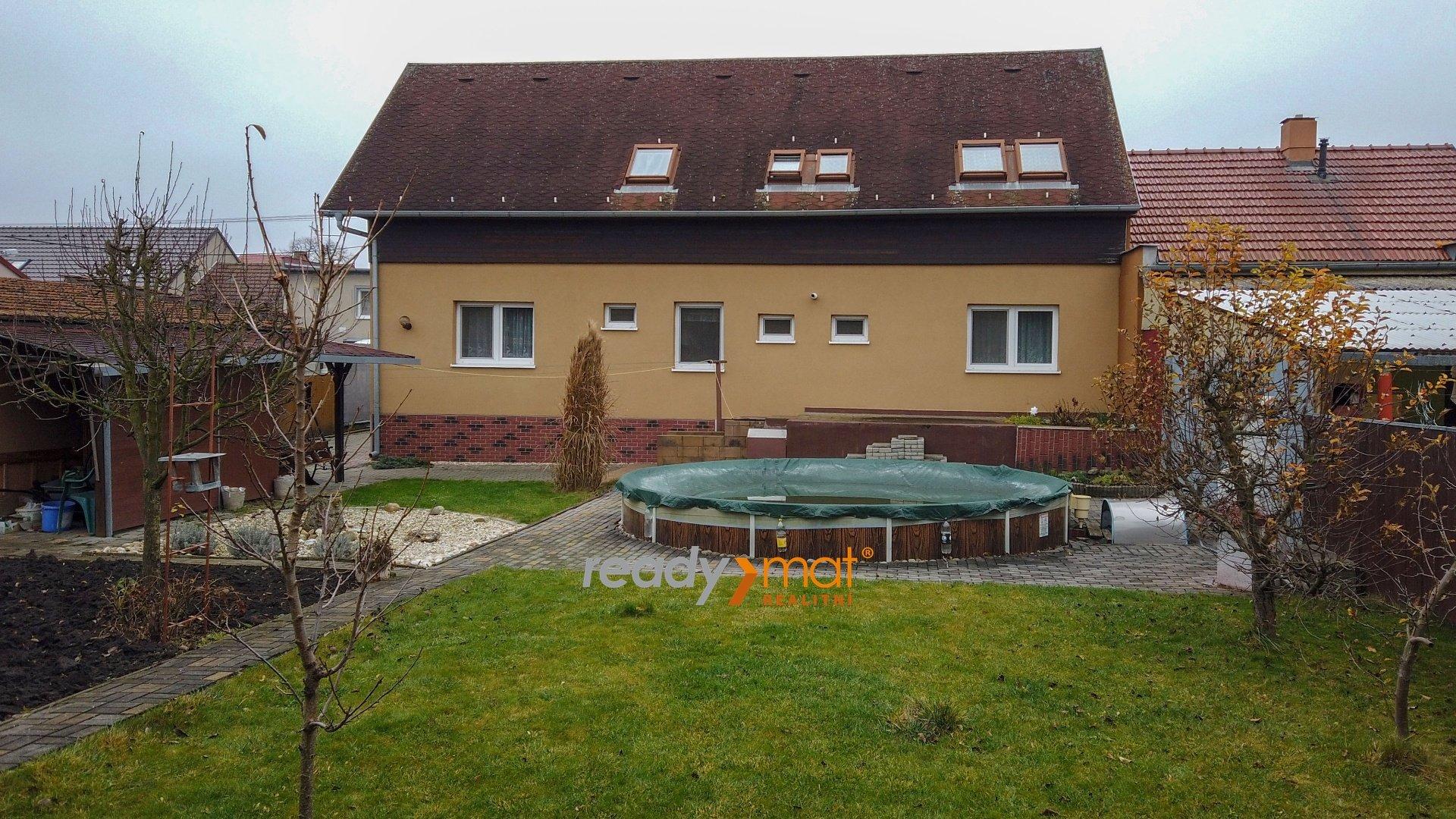 Prodej, Rodinné domy, 176m² – Břeclav