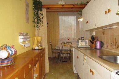 Prodej pěkného bytu 3+1 v OV s balkonem Tišnov, Ev.č.: 00113