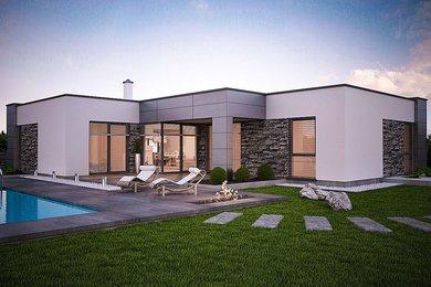 Prodej moderní novostavby rodinného domu, Tišnov, Ev.č.: 00124