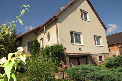 Rodinný dům 3+1 se slunnou zahradou, Všechovice, 610 m2, Ev.č.: 00130