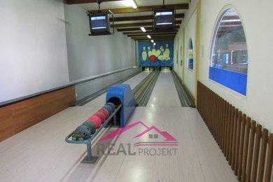 Pronájem bowling baru s velkou zahrádkou Tišnov, Ev.č.: 00133