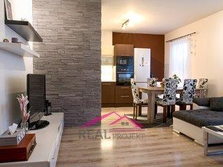 Prodej nádherného bytu 3+kk s terasou, 90 m2 Tišnov