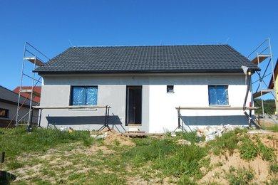 Novostavba rodinného domu 3+kk Lomnice u Tišnova, 593 m2, Ev.č.: 00149