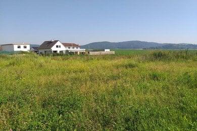 Prodej posledního stavebního pozemku v Tišnově, 1 300 m2, Ev.č.: 00154