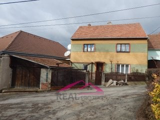 Prodej dvoupodlažního rodinného domu, Heroltice u Tišnova