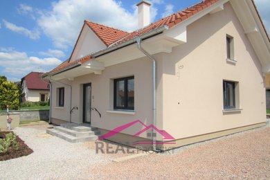 Prodej novostavby rodinného domu 4+kk se zahradou, Železné u Tišnova, 478 m2, Ev.č.: 00164