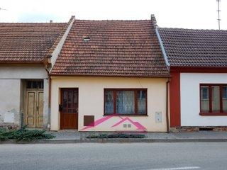 Prodej řadového RD 4+kk Lomnice u Tišnova