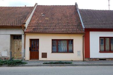 Prodej řadového RD 4+kk Lomnice u Tišnova, Ev.č.: 00002