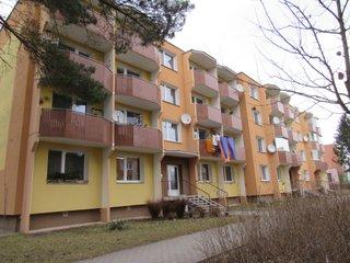 Prodej bytu 1+1 s balkonem v OV Tišnov, 34m2