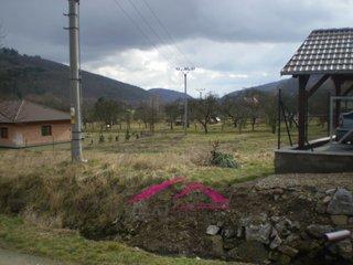 Prodej stavebního pozemku Borač, 1200 m2