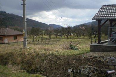 Prodej stavebního pozemku Borač, 1200 m2, Ev.č.: 00024