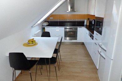 Prodej krásného moderního bytu 3+kk Tišnov, 78 m2, balkon, Ev.č.: 00031