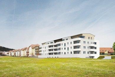 Novostavba bytu 4+kk, dva balkony, byt č. 15, Ev.č.: 00042