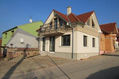 Rodinný dům za cenu bytu! Novostavba RD 5+kk Železné u Tišnova, Ev.č.: 00044