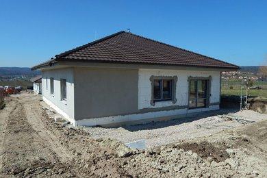 Prodej novostavby bungalovu 4+kk s dvojgaráží, Čebín, Ev.č.: 00061