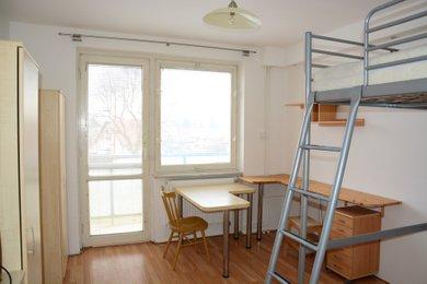 Prodej pěkného cihlového bytu 1+kk v OV s balkonem, Kuřim, 28 m2, Ev.č.: 00065
