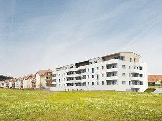 Novostavba bytů Komfort IV., prodáno byt č. 3, 15, 18, 19, 23