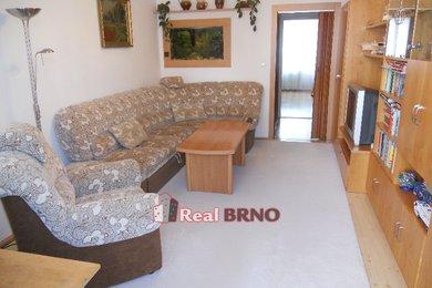 Prodej, Byty 2+1,  62m² Brno.Bystrc, ul. Kuršova, Ev.č.: Hon 1513