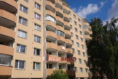 Prodej, Byty 1+1,  41m², Brno, ul. Ečerova, Ev.č.: Hon 1522