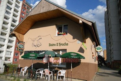Prodej, Obchodní prostory, bistro, 75m² Brno-Bystrc, Ev.č.: Hon 1905