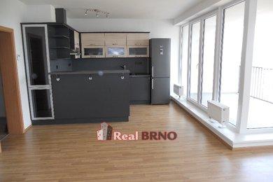 Pronájem, byt 3+kk, 73m² ulice Markůvky, Brno, Ev.č.: Hon 2015