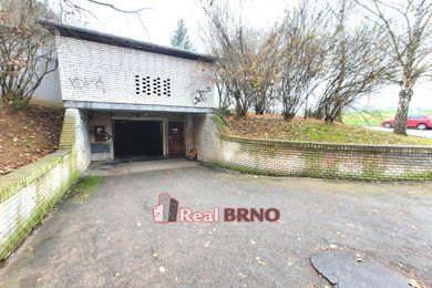 Prodej, Garáže, 16m² - Brno - Bystrc, Ev.č.: Hon 2107