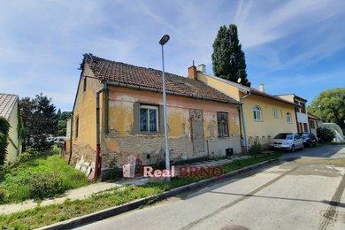 Prodej, Rodinné domy, 80m² , plocha pozemku 156m² - Brno - Maloměřice, Ev.č.: Hon 2112