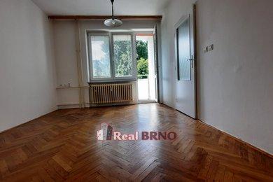 Pronájem, byt 2+1, 60m² Brno-Bystrc, Ev.č.: Hon 2113