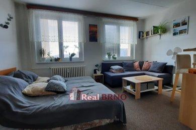 Pronájem, byt 1+kk, 33m² Brno-Bohunice, Ev.č.: Hon 2114