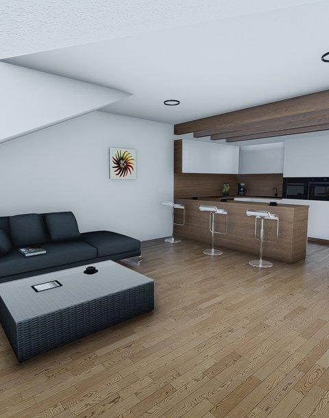 PŘIPRAVUJEME - Novostavba bytu 2+kk s terasou v těsné blízkosti Brna